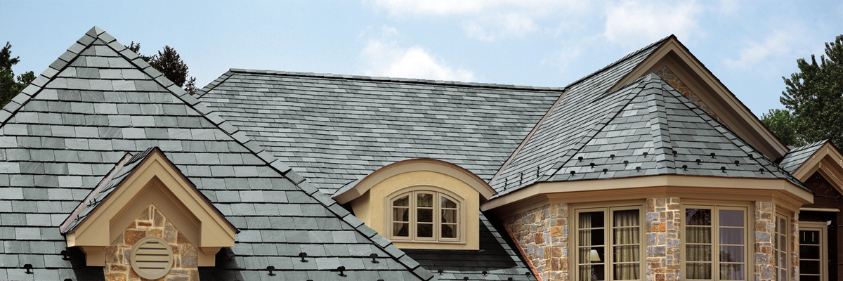 Slate Shingle Roof