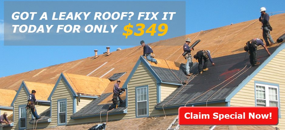 Roof Leak Repair Dallas Roofing Company